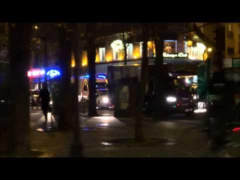Urgence mission SAMU VERSAILLES ( PARIS )