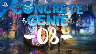 [PS4] Concrete Genie #08 - Bez finału [End]