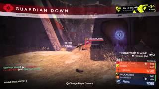 Destiny Blink Strike Catapult