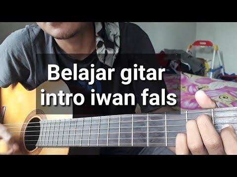Belajar gitar (lagu iwan fals manusia setengah dewa)
