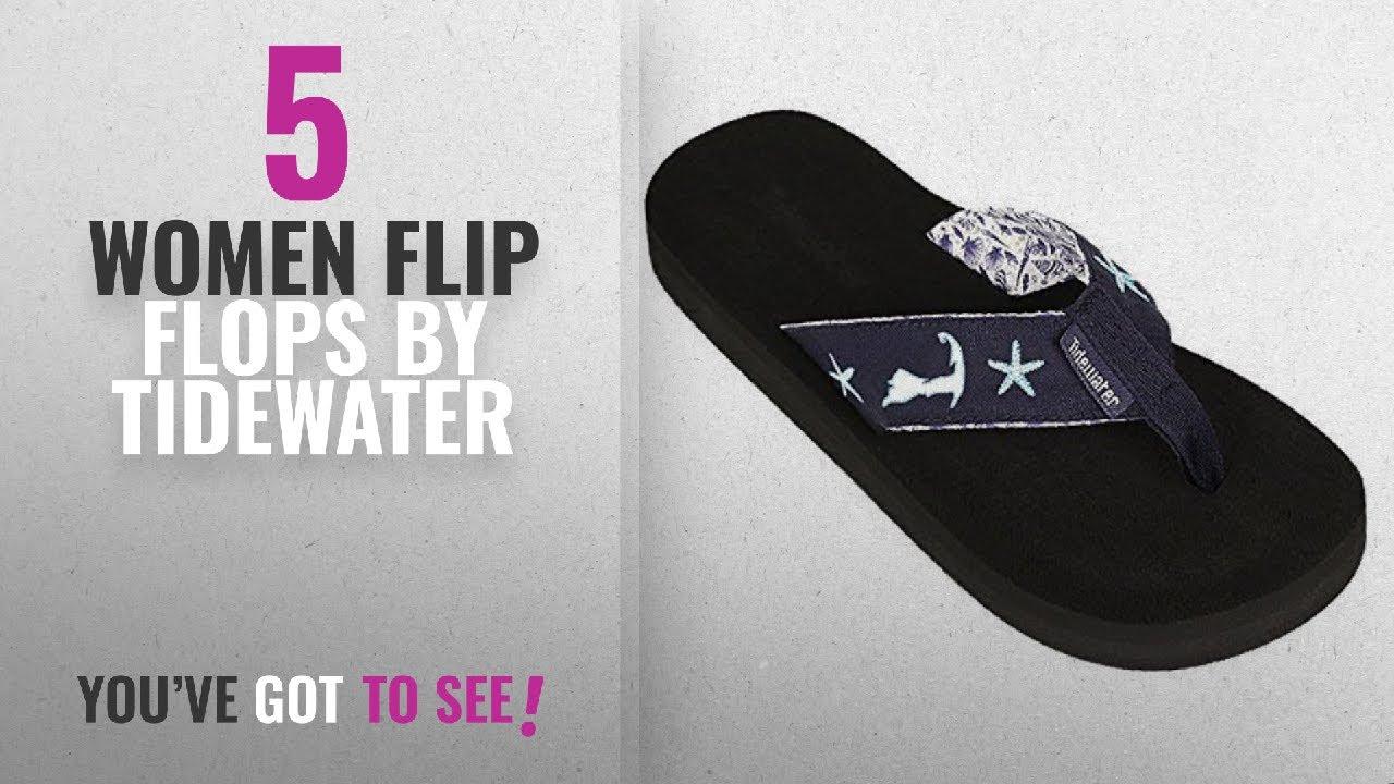 e17fd3224ea7 Top 5 Tidewater Women Flip Flops  2018   Tidewater Women s Flip Flop ...