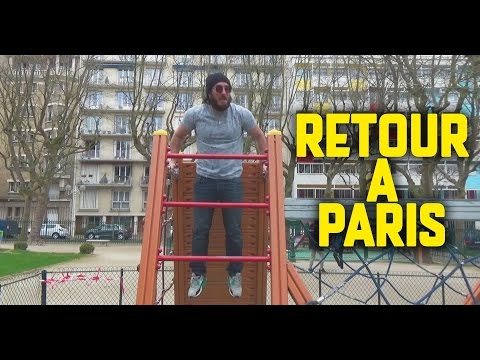 RETOUR À PARIS