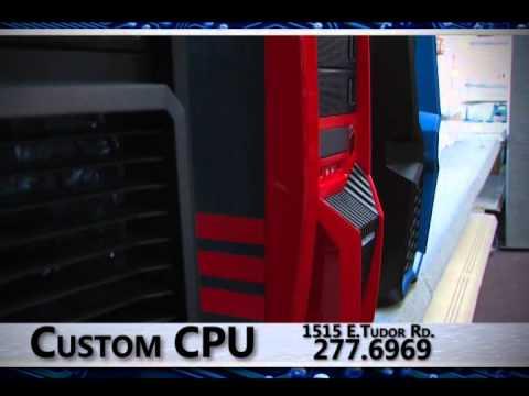 23980CUSTOM CPU CUSTOM BUILT