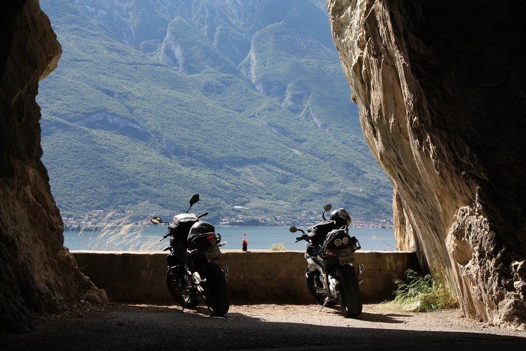motorradtouren gardasee karte Brasa Schlucht | Italien | Gardasee | Motorrad   YouTube