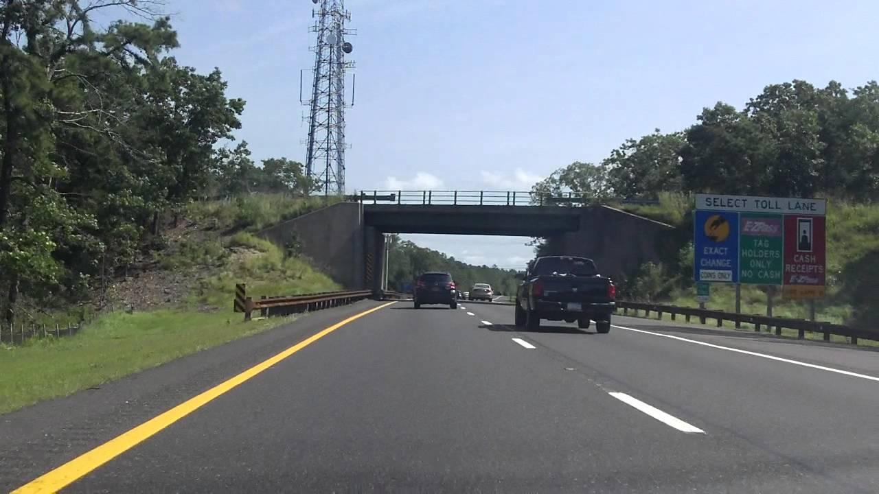 Garden state parkway exits 48 to 58 northbound youtube for Watch garden state online free