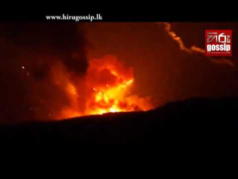 Kosgama Salawa Heavy Fire Mobile Video