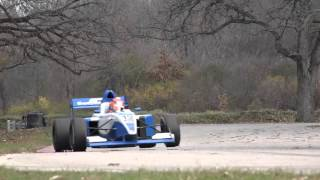 Blackhawk Farms Raceway Pro Mazda