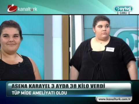 Obezite ameliyatı 3 ay sonrası Asena'nın hayatında neler değişti?