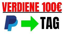 Verdiene 100€ In 24 STUNDEN Mit PAYPAL!