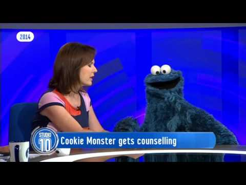 Cookie Monster Gets Counselling