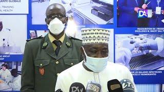 Variants préoccupants au Sénégal : Le Pr Mboup n'écarte pas l'éventualité d'une troisième vague.