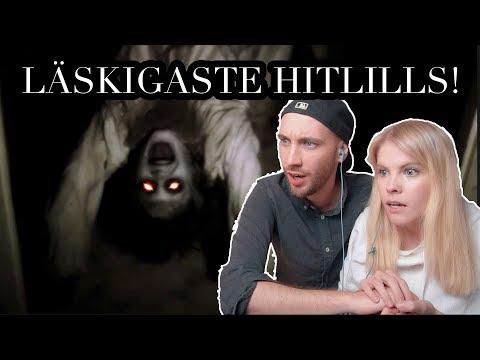 Reagerar på SJUKASTE Spökena! Äkta eller Fejk? (HAN ÄR BESATT!!)