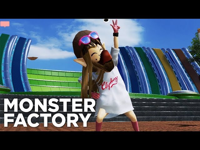 Monster Factory: Making a SWEET ALIEN BOY in Everybody's Golf