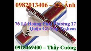 Bán kèn hamonica study 24 lỗ ,ban ken harmonica 24 lo gia re,ban harmonica 24 lo - 0982013406