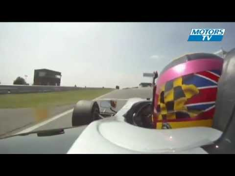 Monkey Videos - Accident course Formula Palmer Audi  //  Car accident on racing circiuit