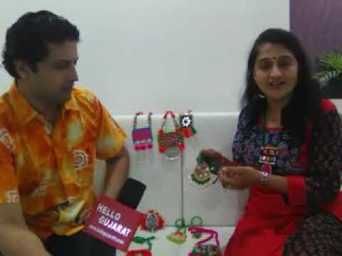 RITA R SHAH Navratri Jewelery Designing