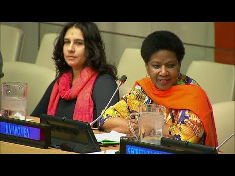 Thumbnail: UN Women - International Day for the Elimination of Violence against Women