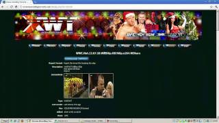 Video How To Download Free WWE Shows And PPV's download MP3, 3GP, MP4, WEBM, AVI, FLV Mei 2018