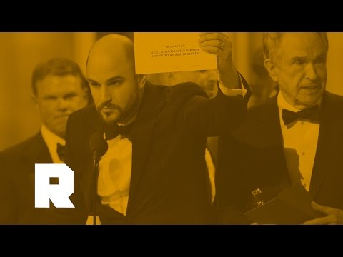 Best Picture Chaos from the 2017 Oscars | Director