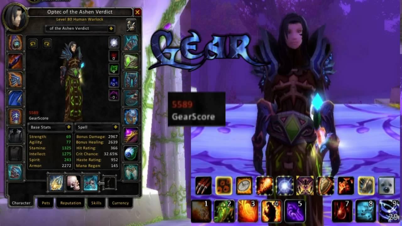 Warlock Class Guide - Skill Capped