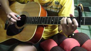 (Carpenters) Yesterday Once More - solo guitar