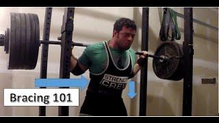 Breathing & Bracing for powerlifting (Ben