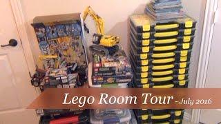 LEGO Room Tour - July 2016