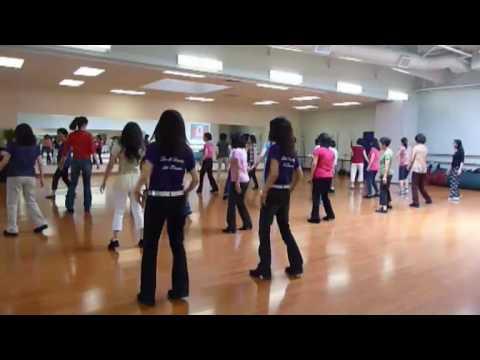 Go Mama Go - Line Dance (Walk Through & Dance)