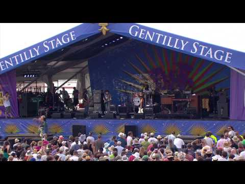 "Dumpstaphunk ""Dirty Word"" Live at Jazz Fest 2013"