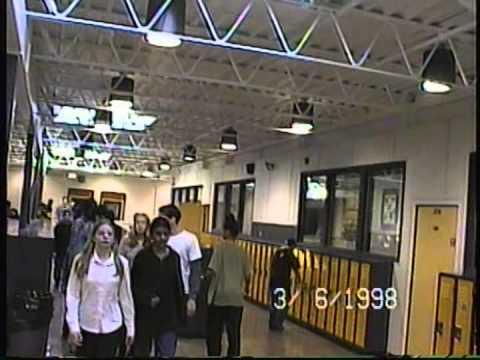 PRSS 1998 Students pass camera around