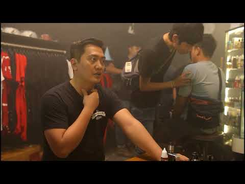 talk about VAPING with showroom vape store