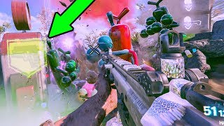 THE WEIRDEST ZOMBIE MAP EVER (HARD MAP) (Black Ops 3 Zombies)