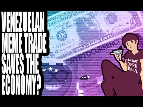 Venezuelan Meme Trade Saves the Economy?
