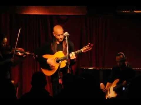 Gerard Edery Trio at JewFest 2013