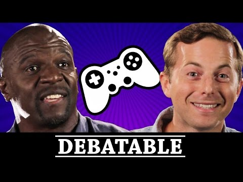 PC Vs. Console Gaming (With Terry Crews) • Debatable
