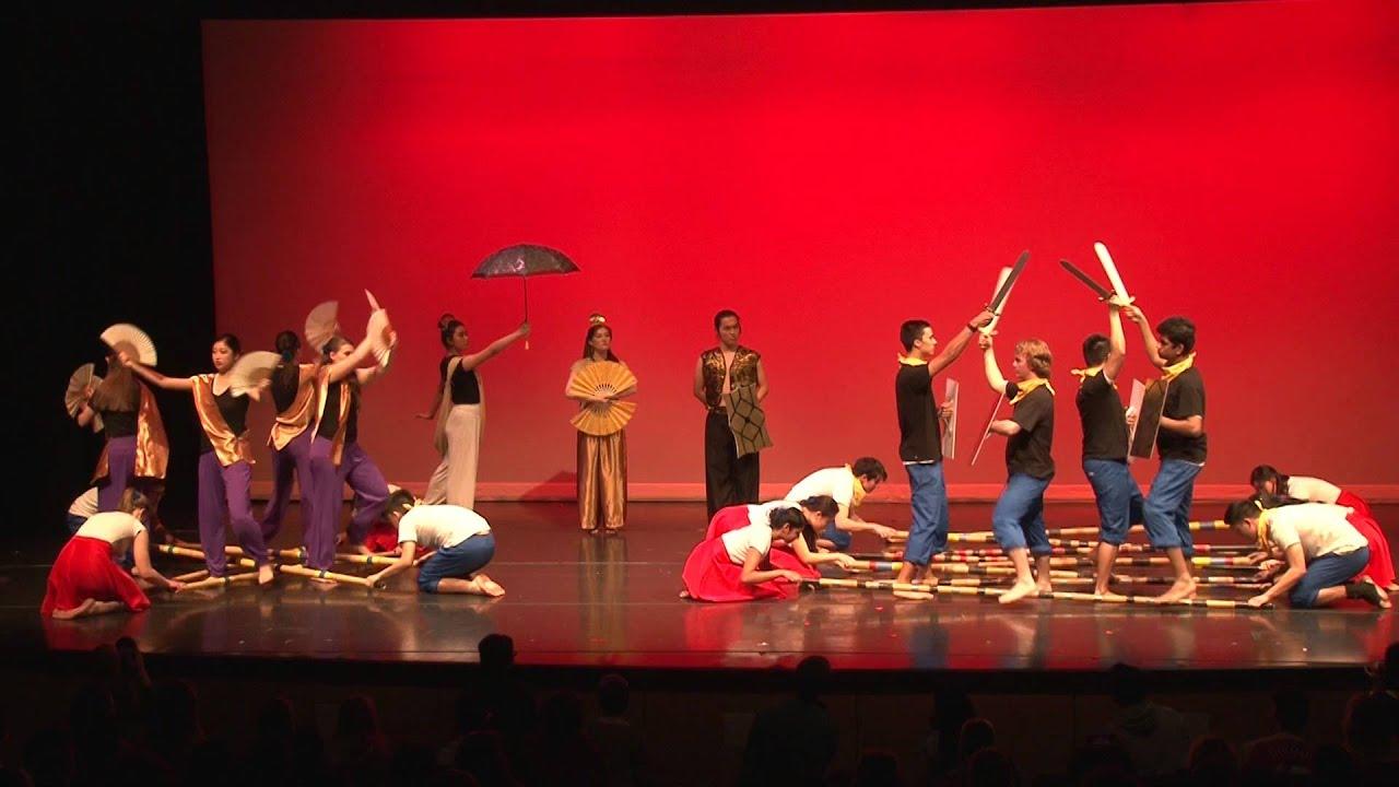 Bamboo Dance - YouTube