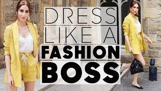 Cheap Girl Secrets To Dress Like a Fashion Boss