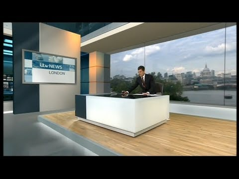 ITV News London - (Main Programme) - 1st September 2017