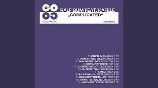 Complicated (DJ Christos Magic Session Mix) (feat. Kafele)