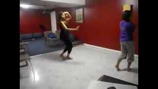 Lal Dupatta (partial choreography)