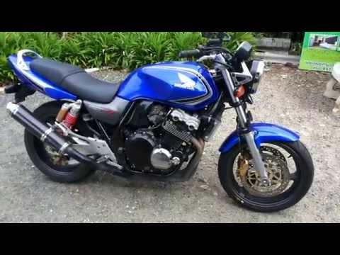 ขาย Honda CB400 Super Four V-Tec 2 ปี 2003 ขาย 80,000 บาท
