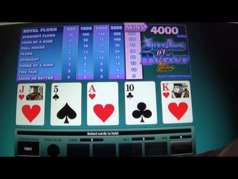 Jacks or Better VP: FREE Video Poker MOBILE Games