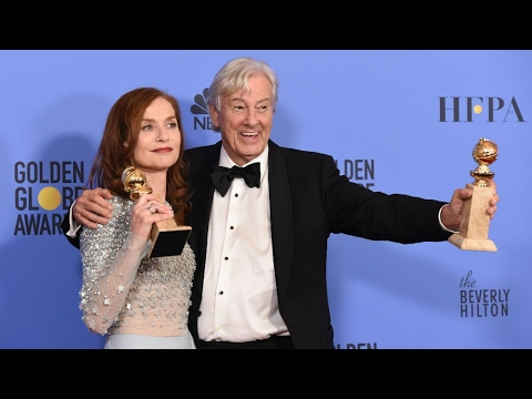 Academy Awards: France's Isabelle Huppert nominated for 'Best Actress' at Oscars