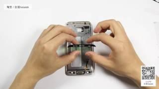 合适拆解 - Samsung Galaxy S7 edge整机拆解 换屏(Take apart )
