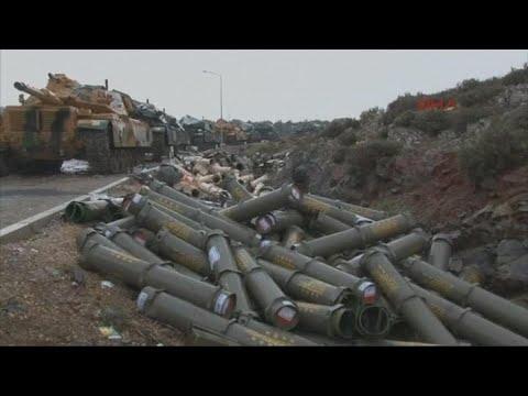 ردود أفعال قلقة ومستنكرة للعمليات العسكرية التركية في عفرين  - نشر قبل 5 ساعة
