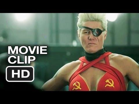 Kick-Ass 2 Movie CLIP - Evil Lair (2013) - Jeff Wadlow Movie HD