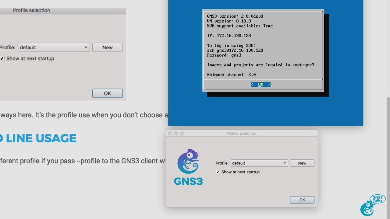 GNS3 2 0 What's new - GNS3