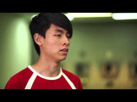 2015 National School Games with Hwa Chong Institution's Star Shooter