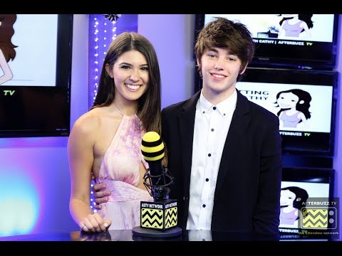 Evan Crooks   AfterBuzz TV's Chatting with Cathy  June 19th, 2014