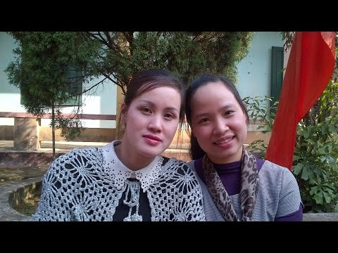 Truong THCS Dai Dinh Tam Dao Vinh Phuc 20 11 2014